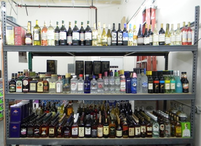 City-Owned Liquor Store. Sample Selection